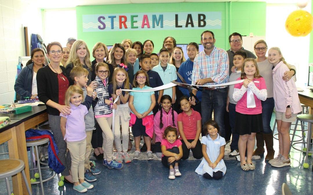 STREAM Lab is a dream come true!