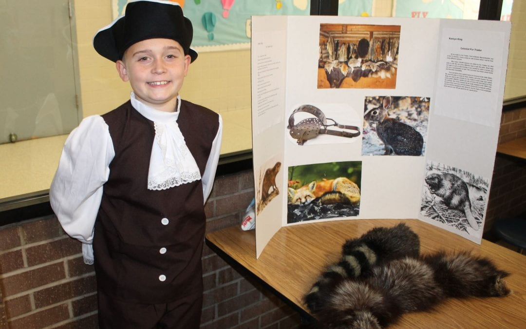 Boston Market comes to life at Brandon Elementary (Photos)