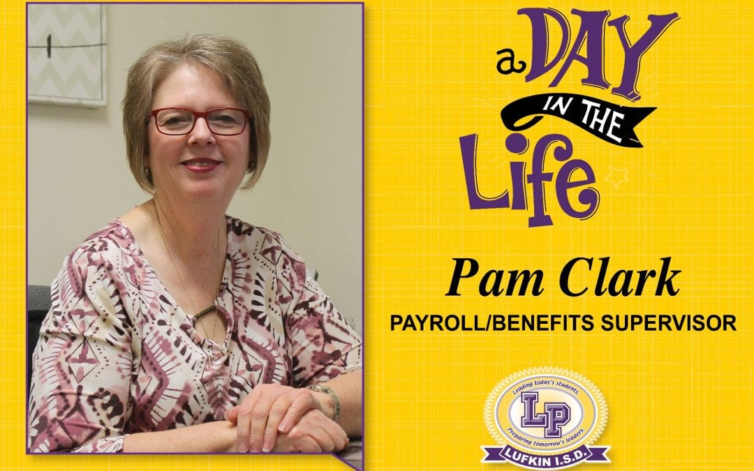 Day in the Life of Pam Clark