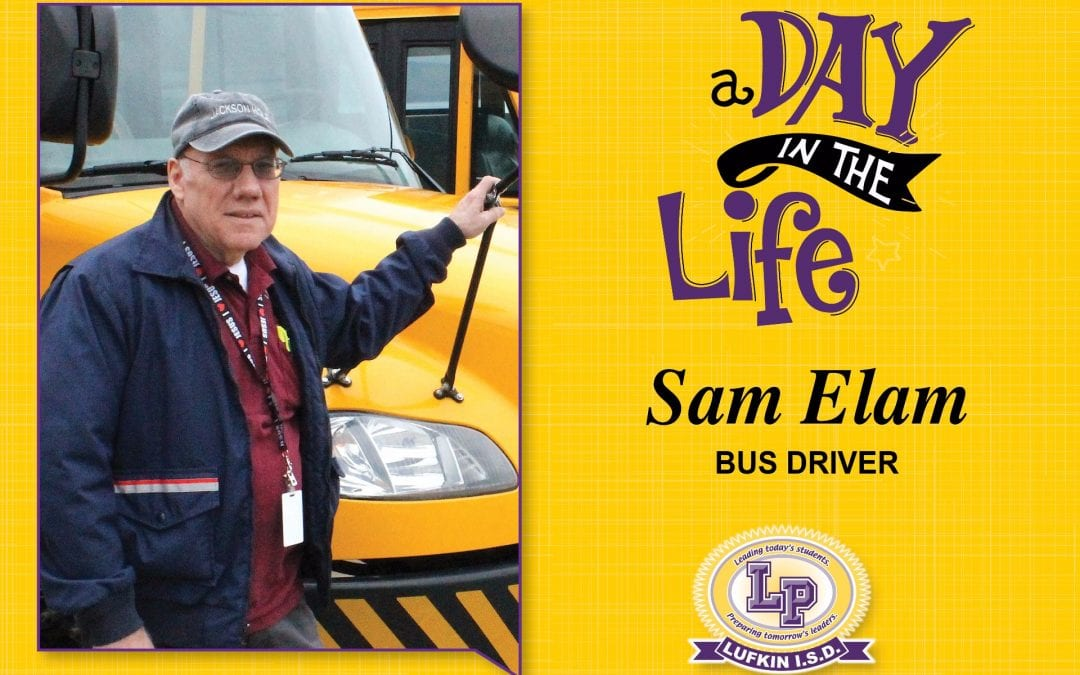 A Day in the Life of Sam Elam