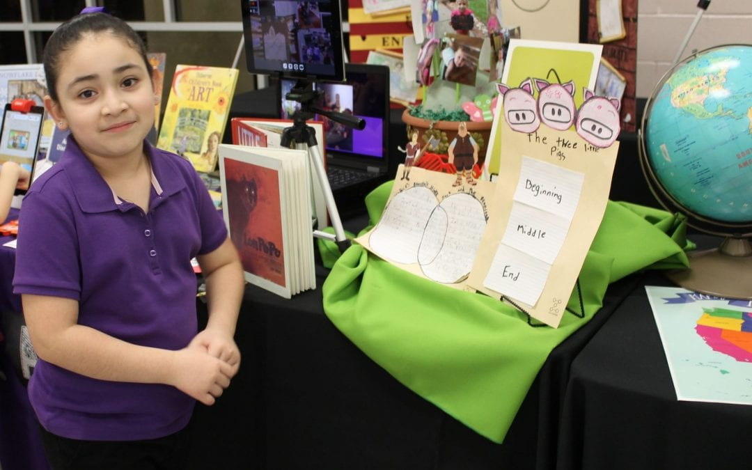 Advanced Academics Night touts Limitless Possibilities at Lufkin ISD (Photos)