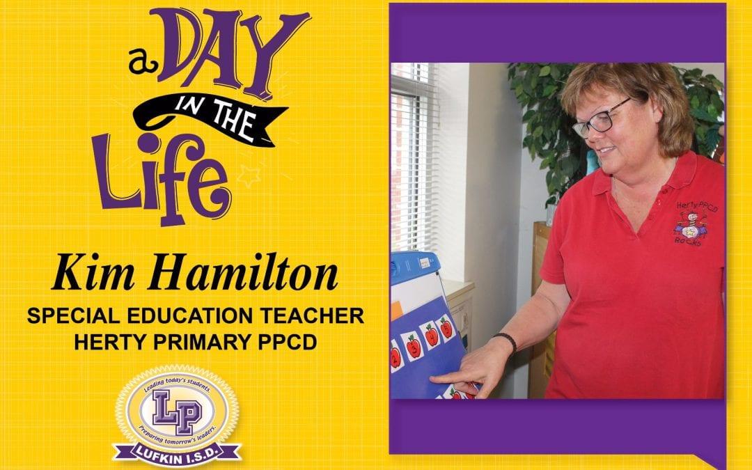 Day in the Life of Kim Hamilton