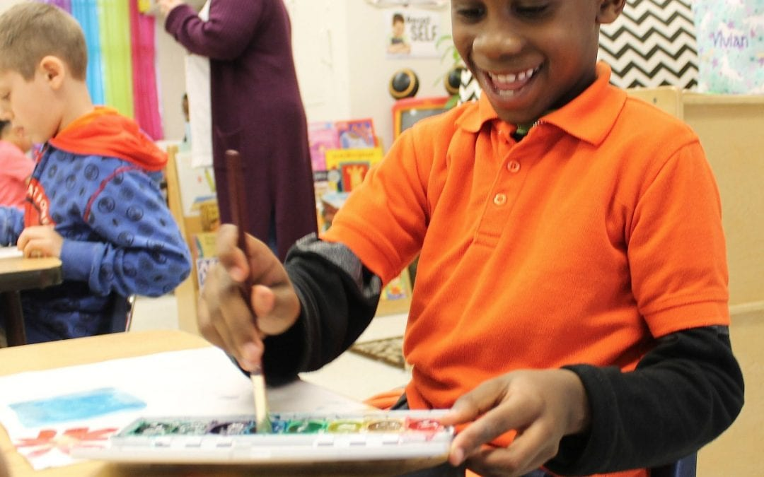 "Dunbar Primary celebrates creativity with ""A Day with the ARTS"""