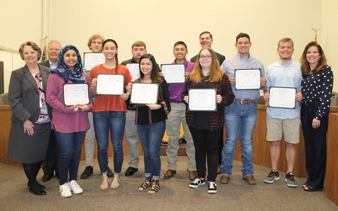STEM 4 students advance to State Science & Engineering Fair