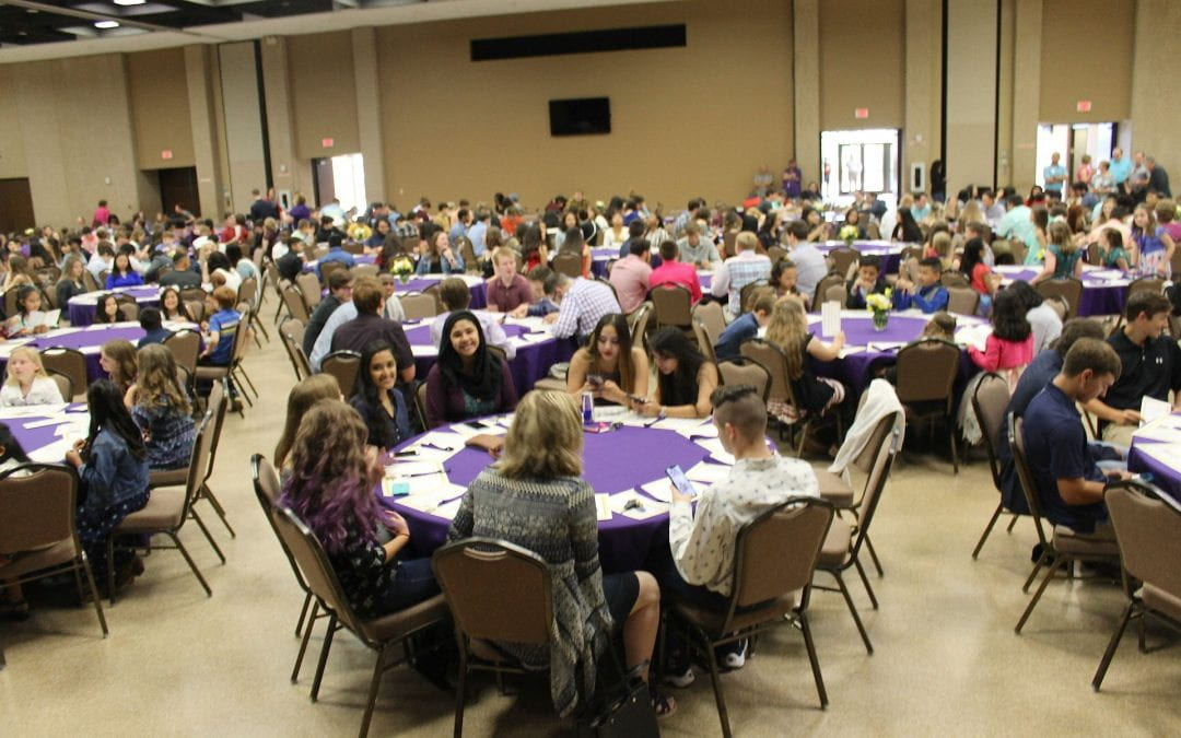 583 students honored at Supt. Honor Roll Breakfast