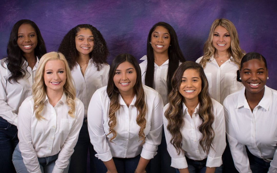2019 Lufkin High School Homecoming Court