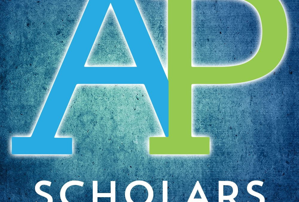 2019 AP Scholars Announced