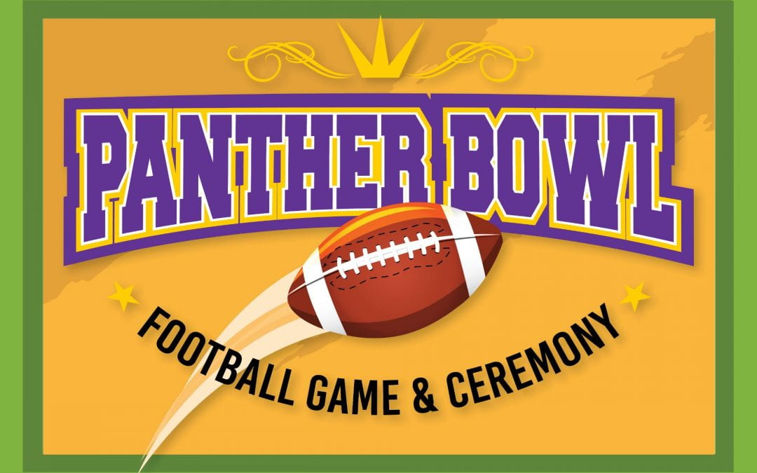 Come out to the LMS Panther Bowl Football Game and Ceremony