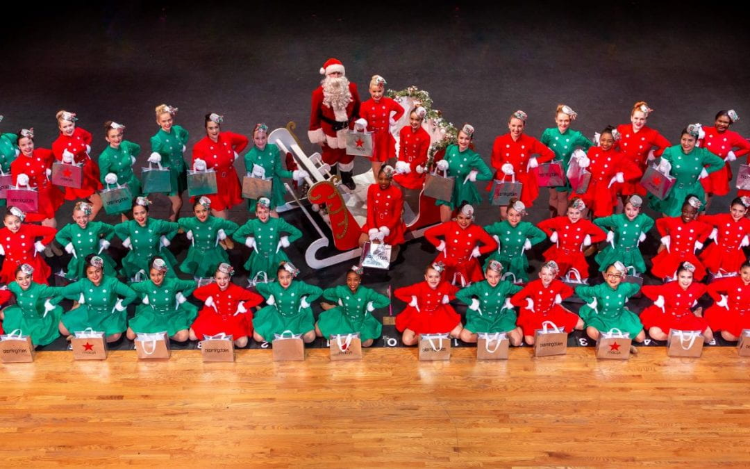 Ring in the holiday season at the Panther Pride Christmas Spectacular