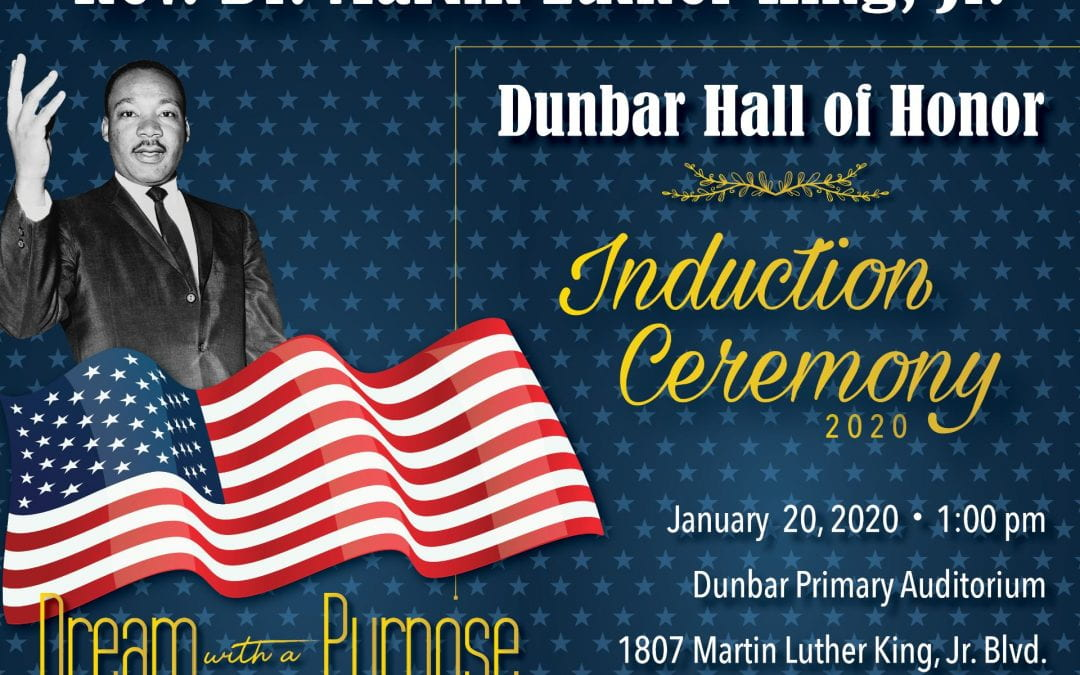 MLK Day Celebration at Dunbar Primary School on Monday