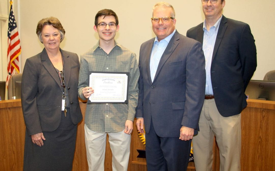 LHS student named All-State musician