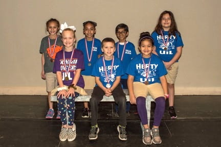 Primary/Elementary UIL Winners (photos)