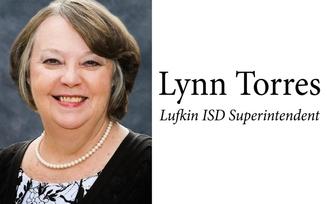 A message from Supt. Lynn Torres