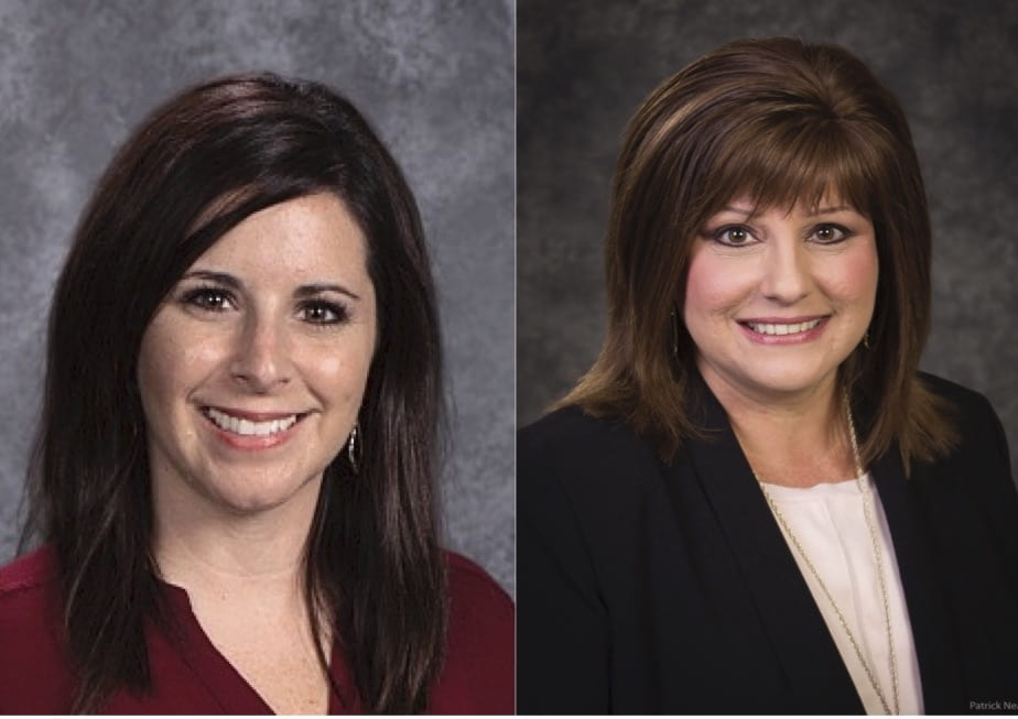 New principals will take the helm at Kurth Primary and Anderson Elementary