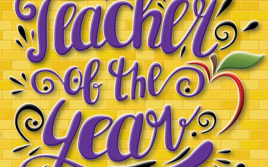 Congratulations to the Lufkin ISD Teachers of the Year!