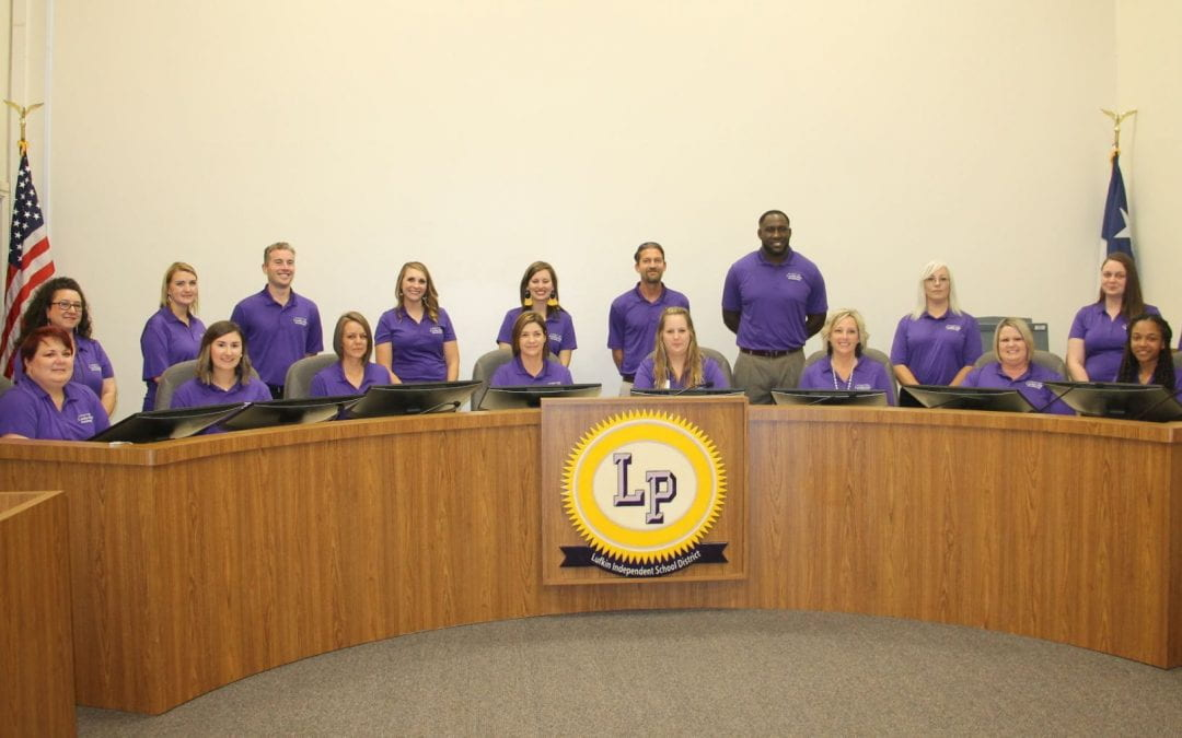 Congratulations to the Lufkin ISD Leadership Academy Graduates!