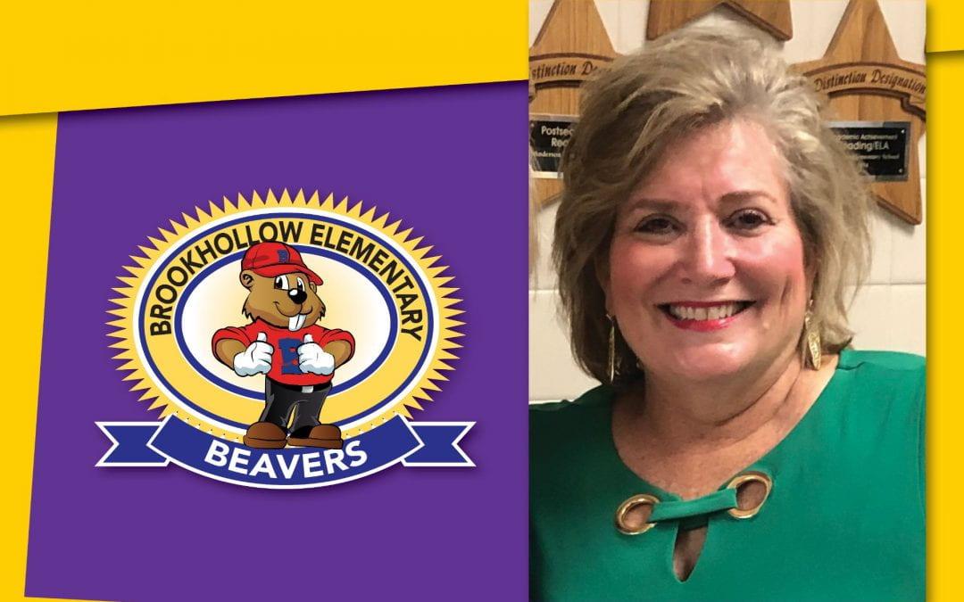 Mrs. Amy Fain named principal at Brookhollow Elementary