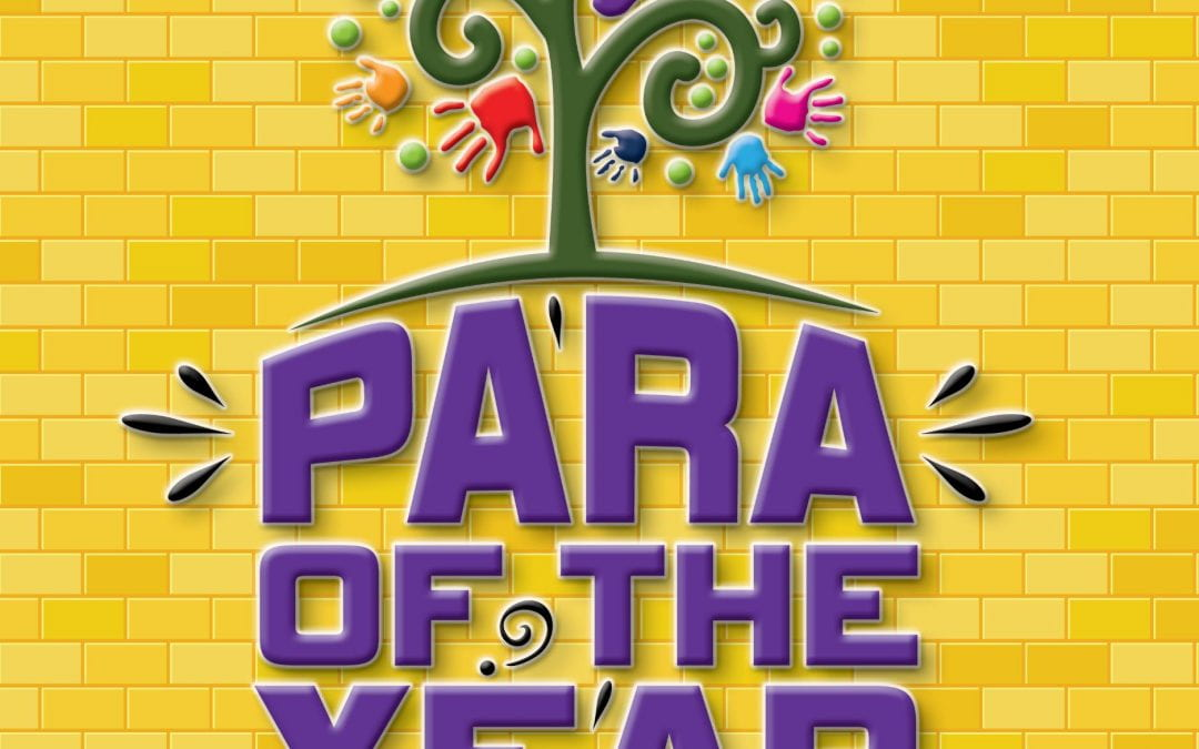 Congratulations to our Lufkin ISD Paras of the Year!