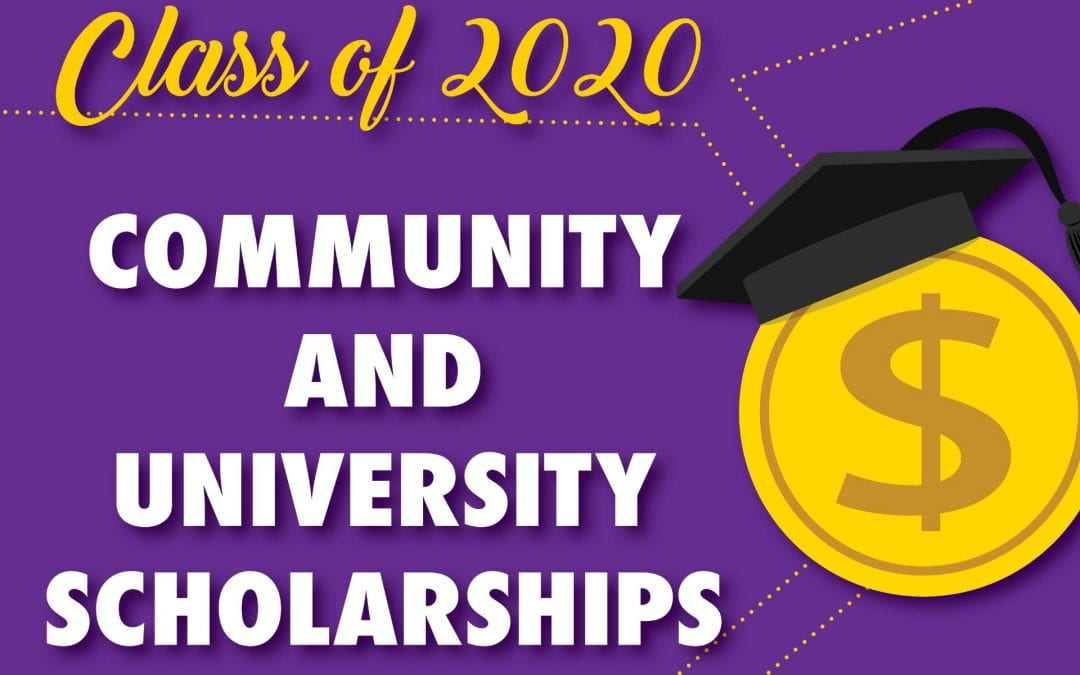 Grand total for Class of 2020 scholarships is $3,097,237