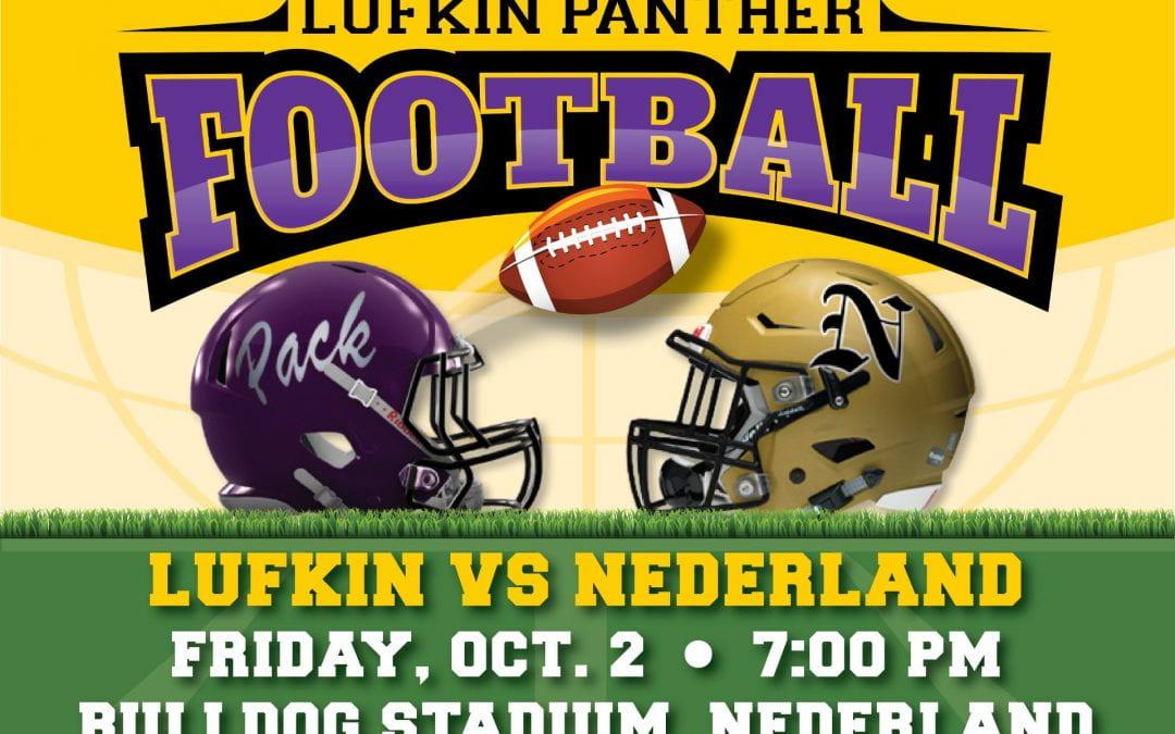 Friday Night Lights: Lufkin Vs. Nederland