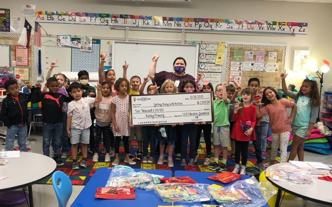 Lufkin Ed Foundation awards 13 innovative teacher grants in the amount of $34,000.39