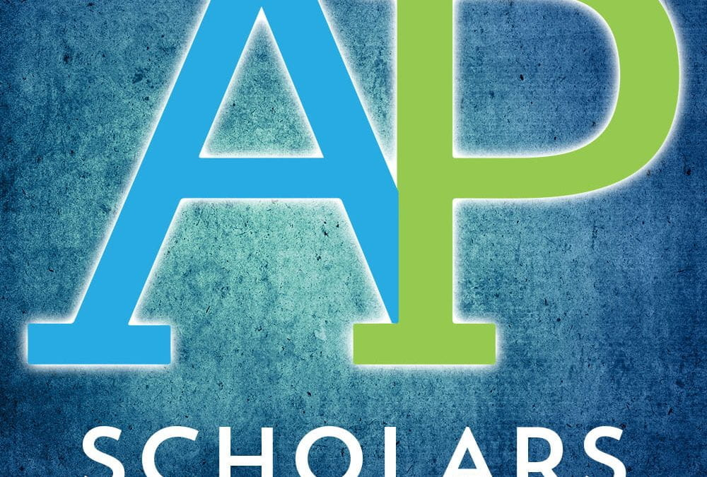 LHS Alum Garin Ashby honored as National AP Scholar