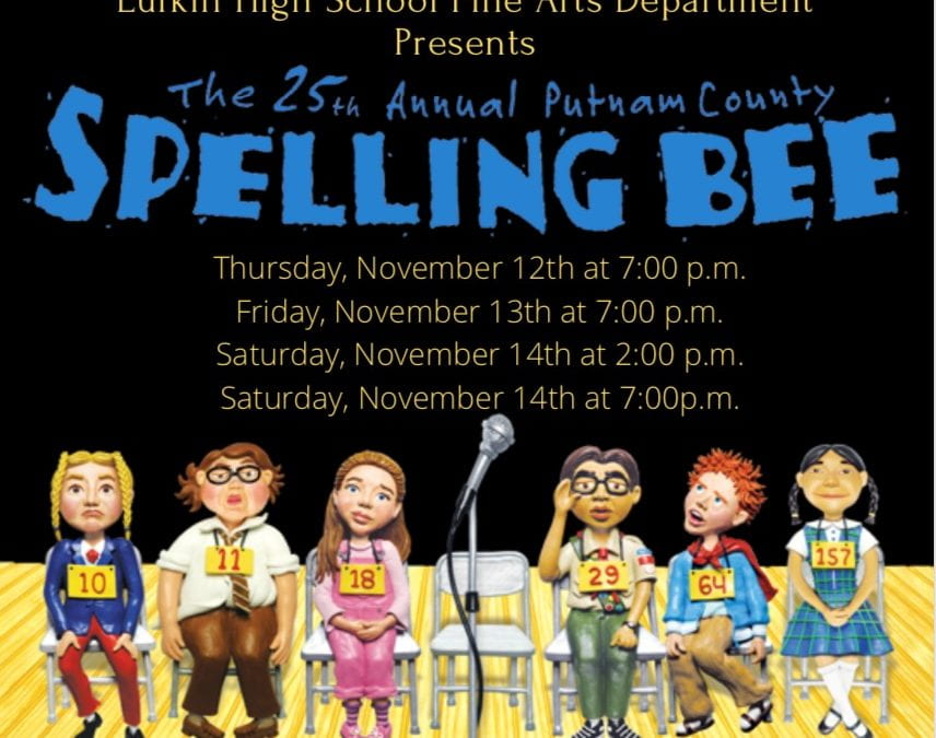 Come see the first LHS musical of the school year!