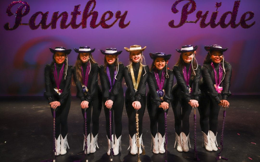 Congratulations to the 2021-22 Panther Pride officers!
