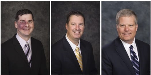 Three incumbents will be sworn in at next board meeting