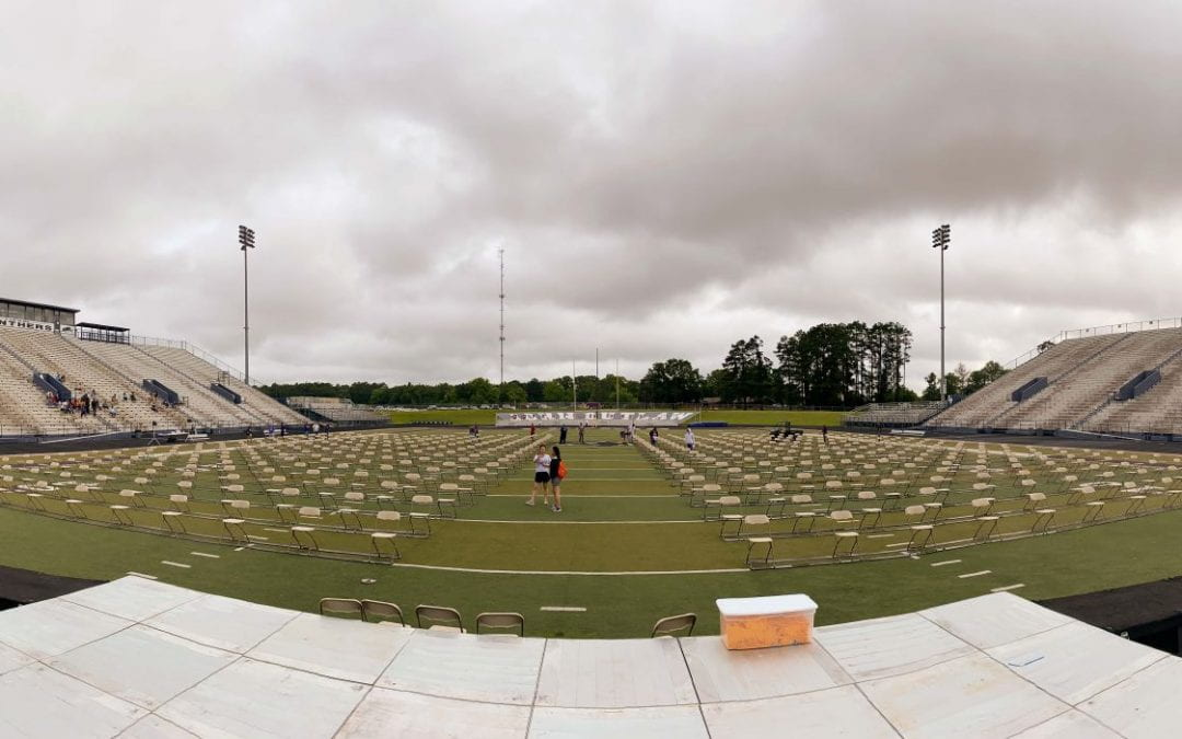 Rain or shine: LHS graduation scheduled for 8 p.m. Friday