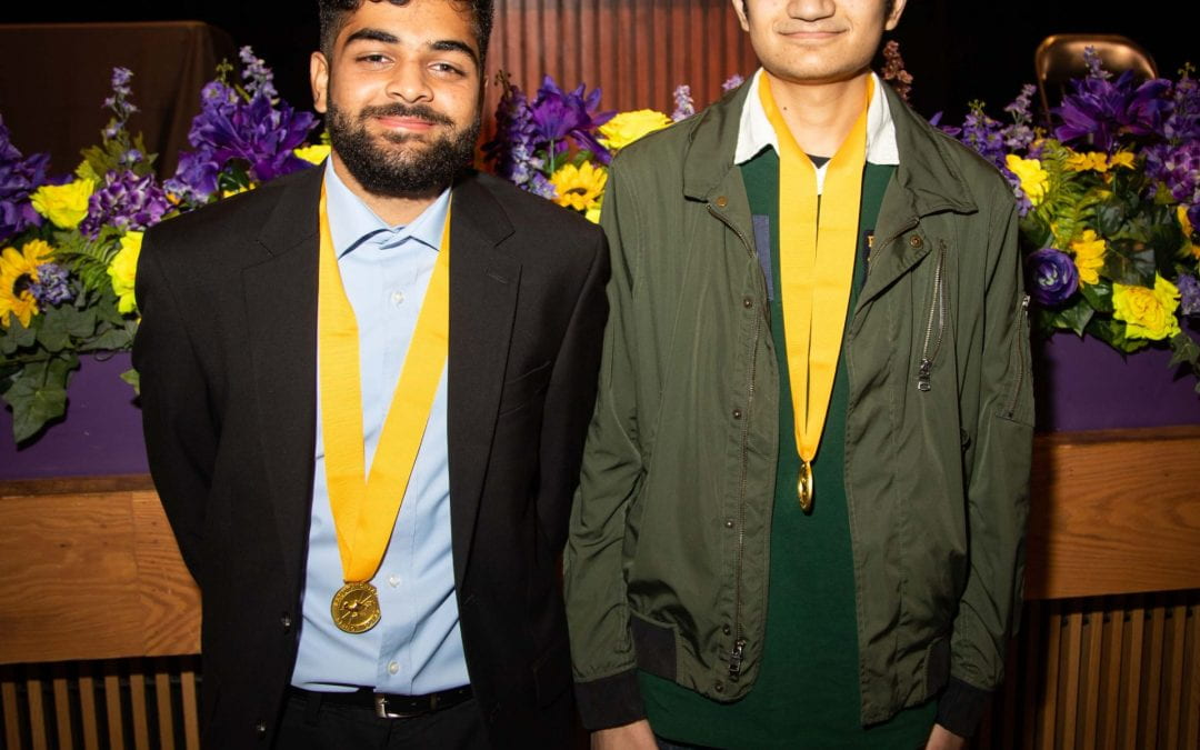 $3.8 million awarded at LHS Scholarship Night; Val and Sal announced