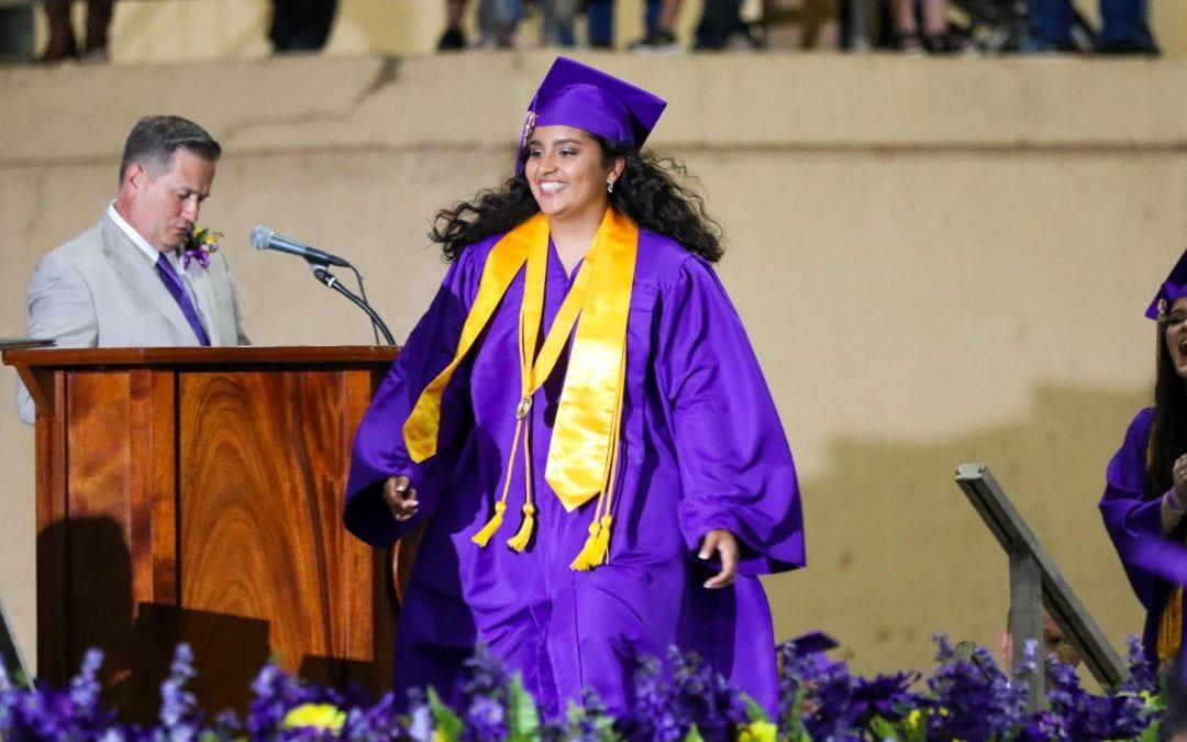 Class of 2021 graduation ceremony video