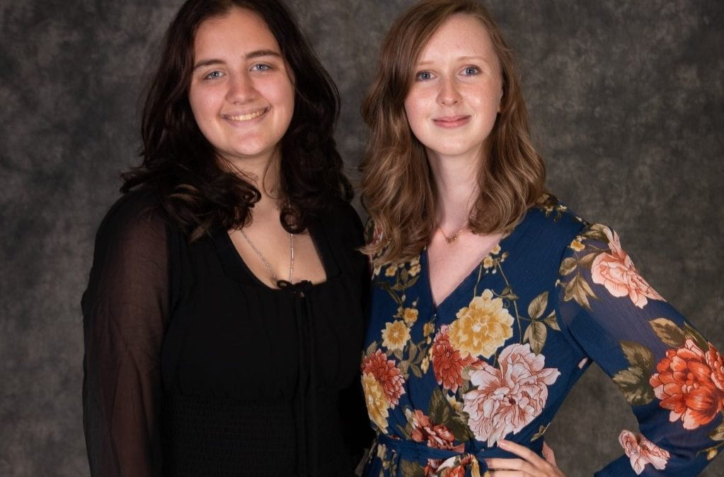 Two LHS students named Commended in National Merit Scholarship Program