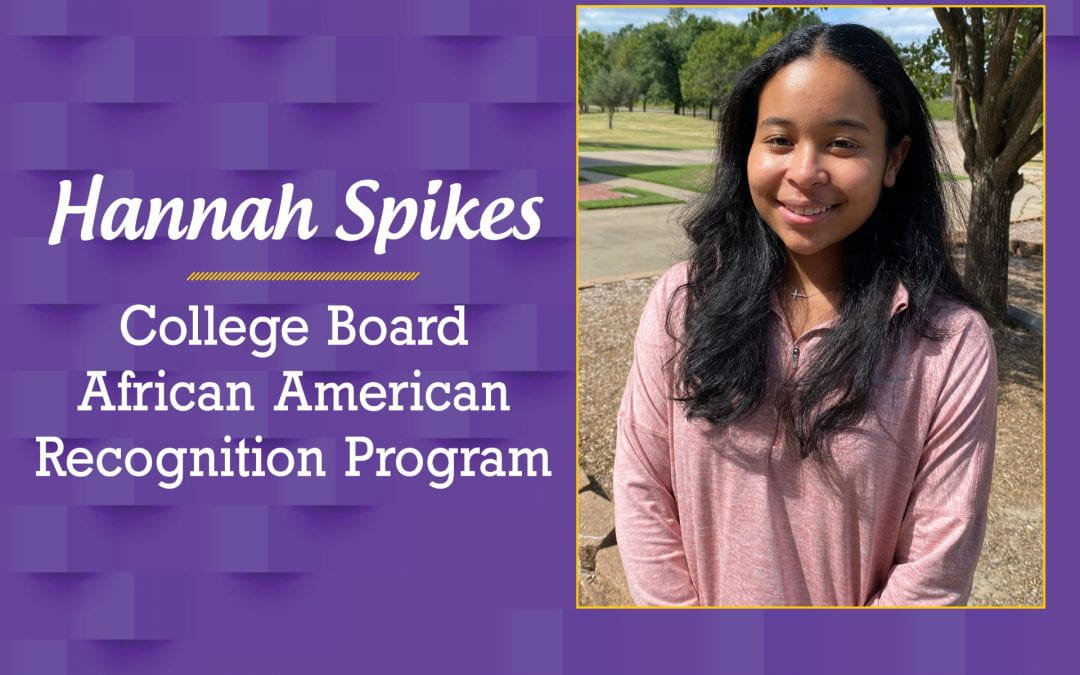 Spikes receives African American Recognition Program honor
