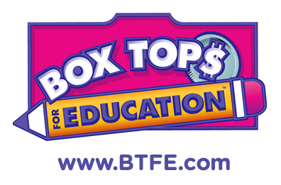Help Support Education through Box Tops!