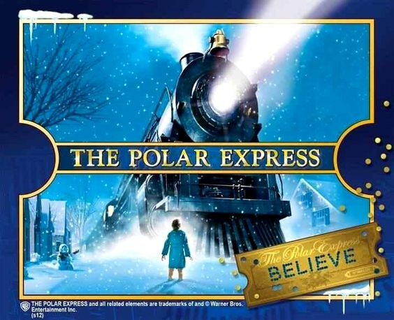 Polar Express Day – December 20th