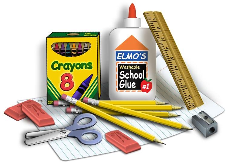 Lufkin ISD School Supplies List
