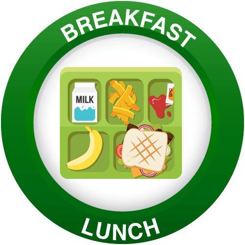 All students will have access to free breakfast & lunch next school year.