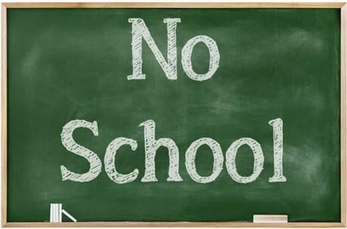 No School February 14