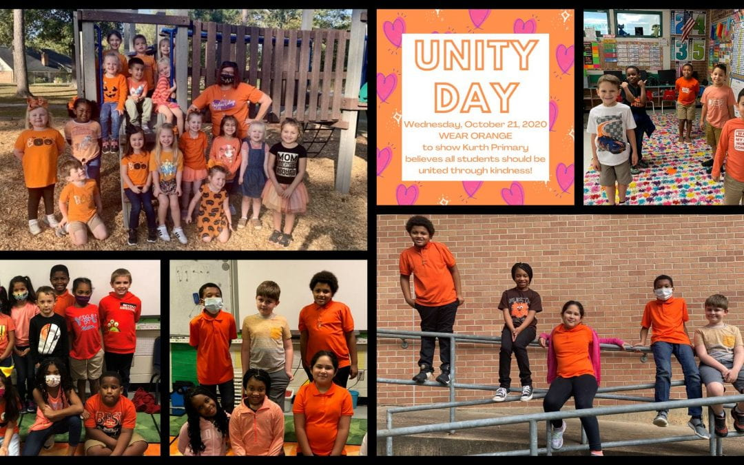 Unity Day at Kurth Primary