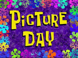 Picture Day is coming! Tuesday, October 27th