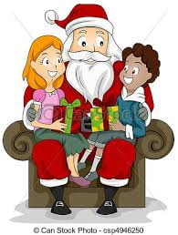 Pictures with Santa! Friday, December 11th! $3