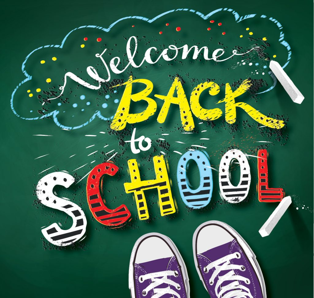 Welcome Back to School! | Anderson Elementary