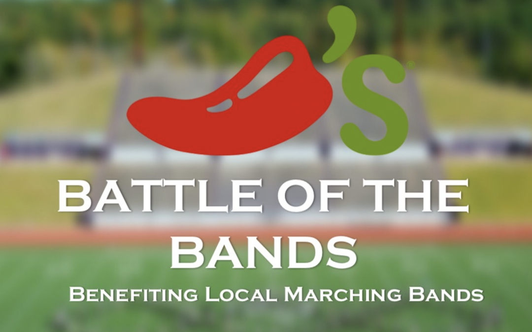 Help the Panther Band beat Nac by dining at Chili's Sept. 4-8