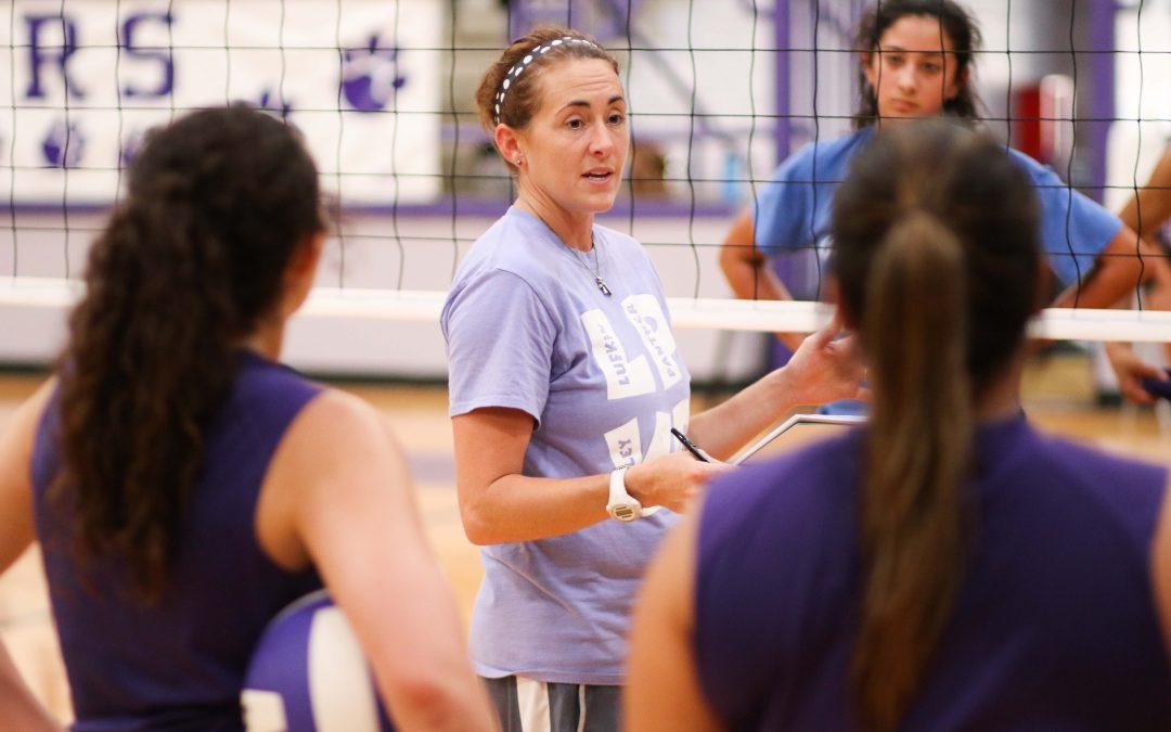 Lufkin volleyball team preparing for season opener