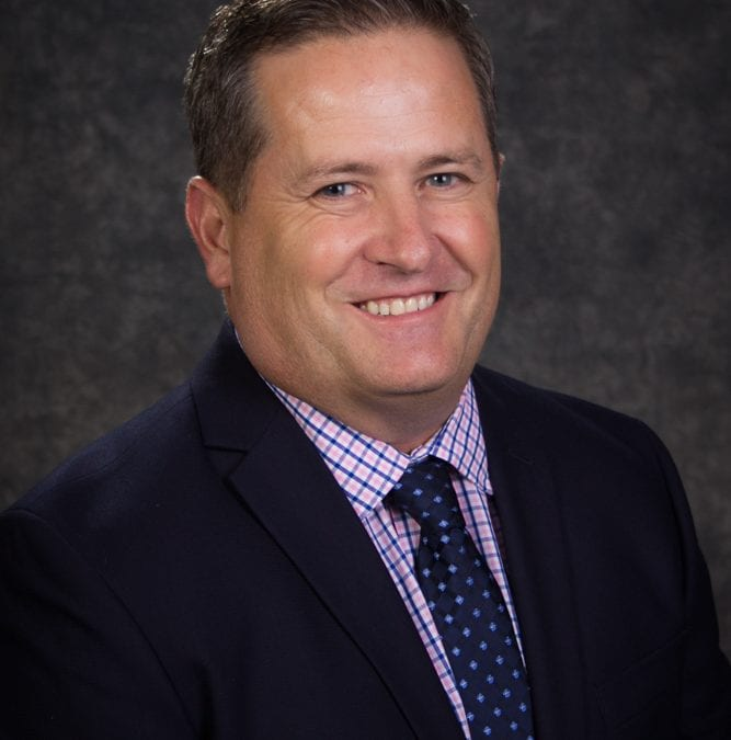 Welcome back message from Principal Brandon Boyd