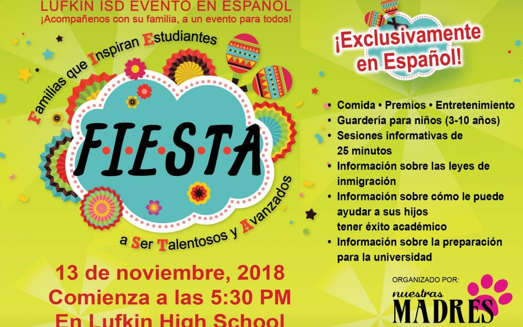 Evento en Espanol