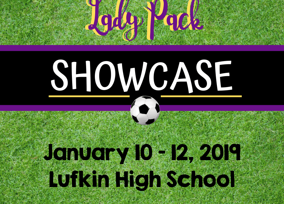 Lady Pack to host Soccer Showcase