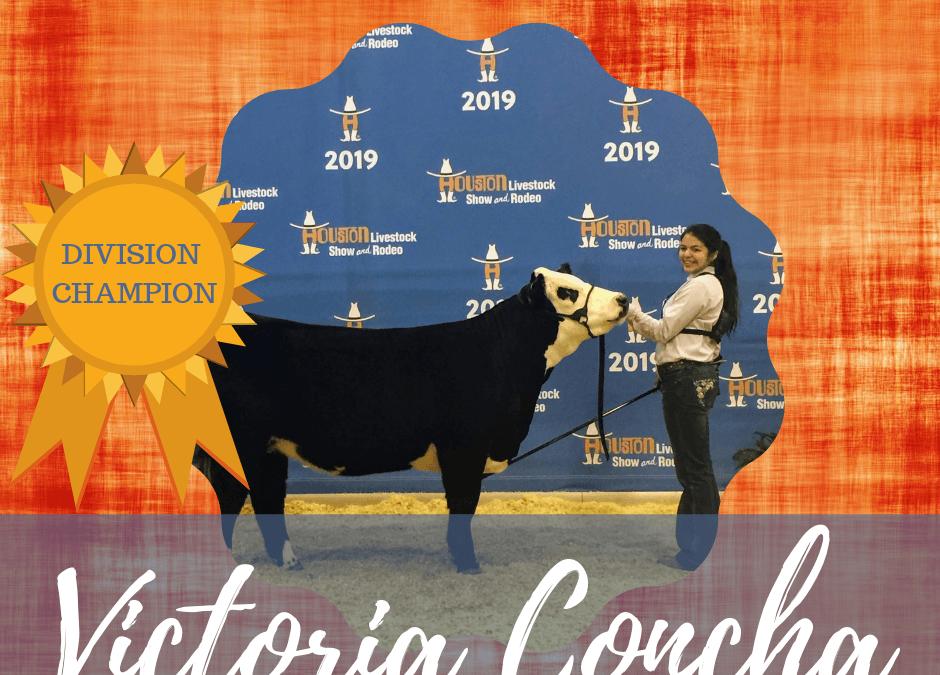 Victoria Concha – Division Champion