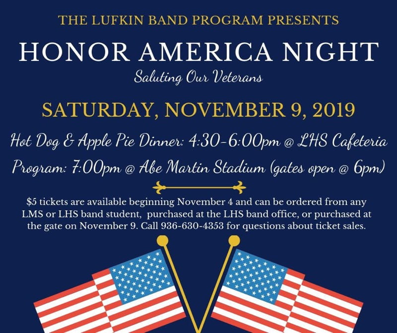 Honor America Night